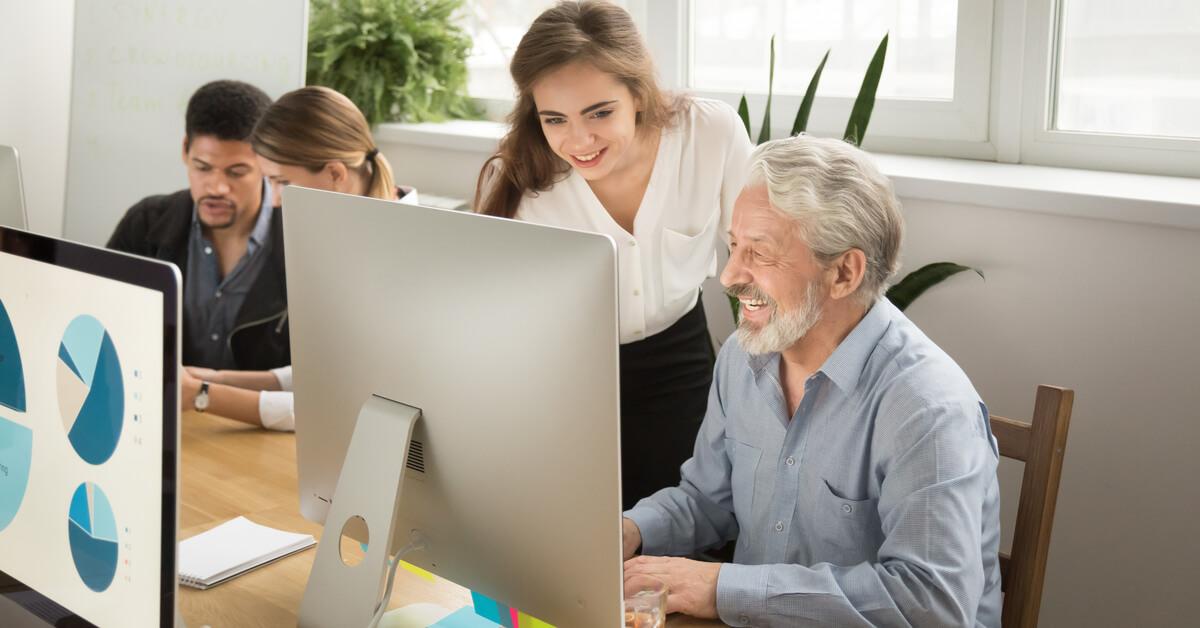 Gap generazionale: sul lavoro si vince con la formazione digitale